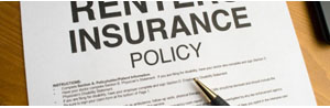 Average cost of renter insurance policy