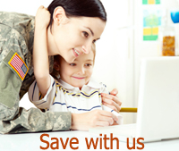 Discount Military auto and homeowners insurance quotes